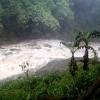 River below Wachirathan Waterfall