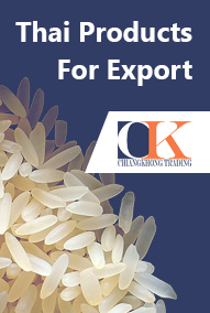 Thai products for export