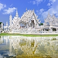 1 Day Best Of Chiang Rai Temples (A day at White Temple, Blue Temple and Black House)